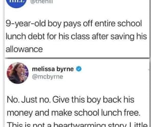 allowance, lunch money, and no !!!! image