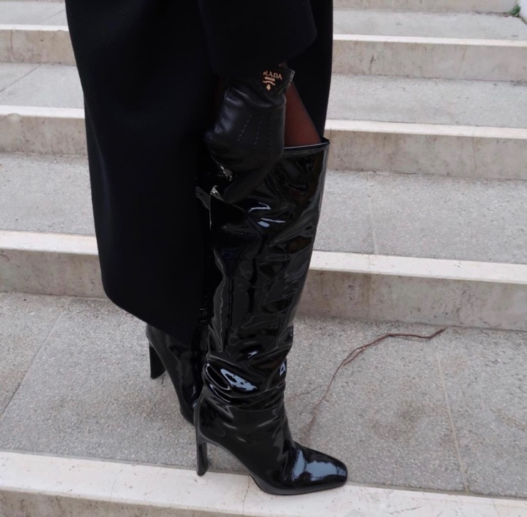 accessories, aesthetic, and boots image