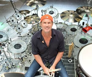 chad smith and red hot chili peppers image
