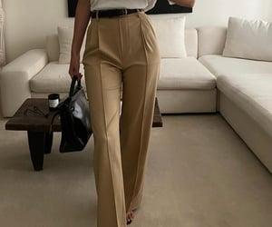 beige, classy, and elegant image