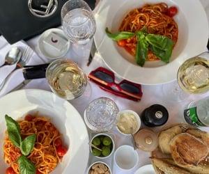 fendi, food, and italian image
