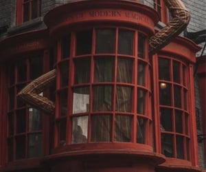 harry potter, magic, and weasley image