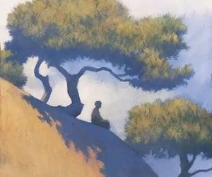 libertad, pensamientos, and serenidad image