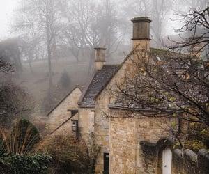 foggy day image