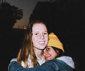 aesthetic, best friends, and Film Photography image