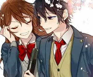 couple, animeboy, and shoujo image