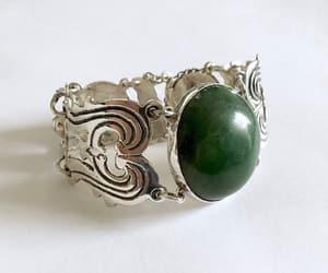 etsy, vintage jewelry, and unique bracelet image