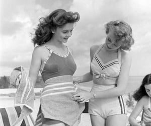 1940s, vintage, and cute image