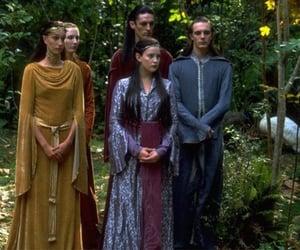 iconic, arwen undomiel, and lotr the hobbit image