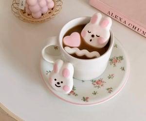 coffee, girly, and kawaii image