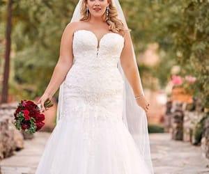 wedding dresses, wedding ideas, and wedding gown image