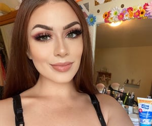 beauty, makeup, and makeup of the day image