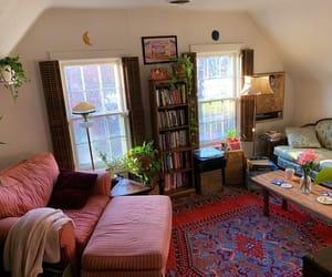 biblioteca, casas, and cottage image