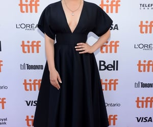 premiere, red carpet, and katherine langford image