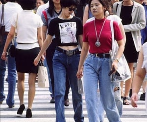 90s, conjunto, and style image