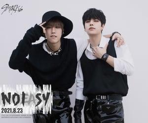 han, skz, and JYP image