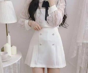 beautiful, outfits, and girl style image