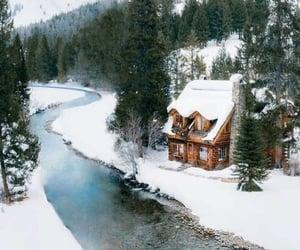 art, beautiful, and winter image