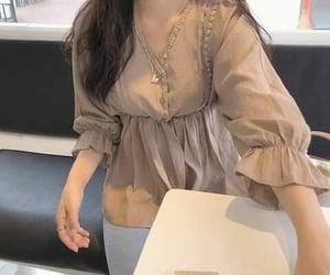 beautiful, girly, and girl style image