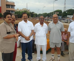 elders day, dr. a. ramachandran, and s. ve. shekher image