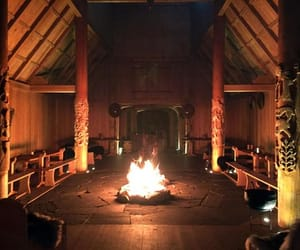 norse, beorn, and beorn's home image
