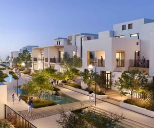 arabian ranches 3 and bliss townhouses image