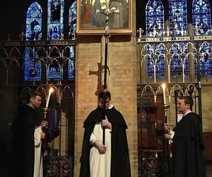 Catholic, europe, and mönch image