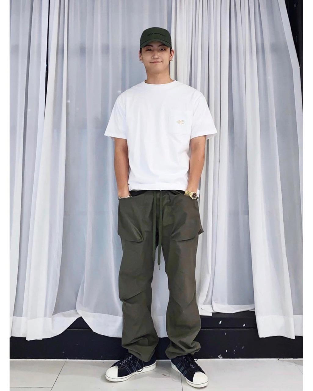 JB, def, and kpop image