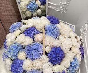 flowers, fashion, and glamour image