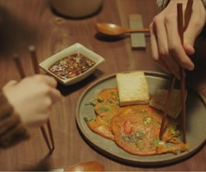 food, kmovie, and little forest image