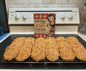 Cookies, homemade, and yummy image