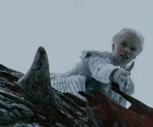 """Daenerys in 7x06 """"Beyond the Wall"""""""
