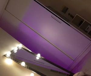 closet, purple, and room image