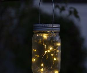 diy, fireflies, and jar image