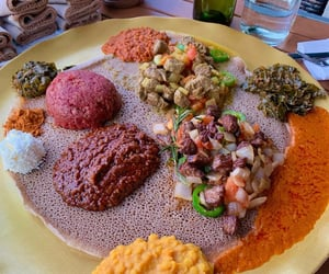 African, cooking, and cuisine image