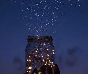 fireflies and summer nights image