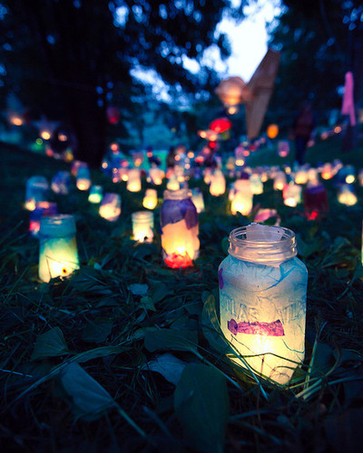Light In Jar Picture On Vi Sualize Us We Heart It