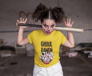 etsy, graphic shirt, and fall shirt image
