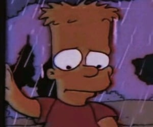 aesthetic, bart, and lonely image