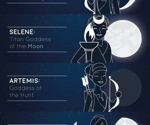 artemis, magick, and spell image