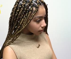 box braids, bohemian twists, and senegalese twists image