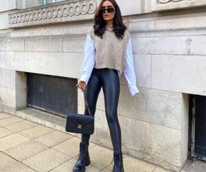 Balenciaga, chanel, and fashion image