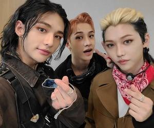 kpop, felix, and selca image