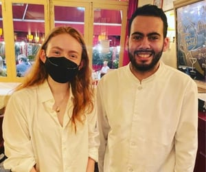 discover and sadie sink image