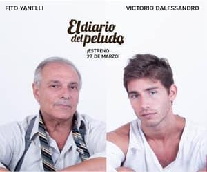 victorio d'alessandro and el diario del peludo image