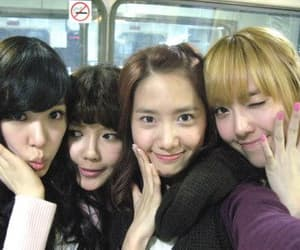 kpop, Sunny, and hyoyeon image