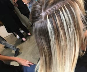 haircut, haircolor, and hairextensions image