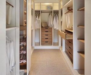 home, closet, and clothes image