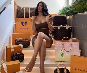 beleza, kyliejenner, and gramour image