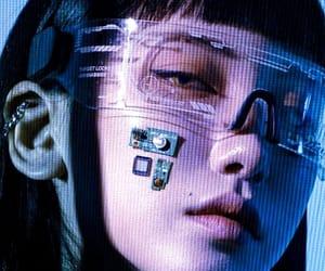 aesthetic, cyberpunk, and robot image